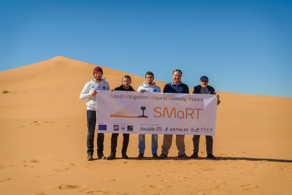 SMaRT – ESRs' second short secondment at ASTALDI in Algeria