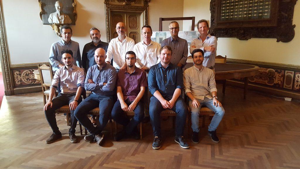 SMaRT network meeting at Politecnico di Torino