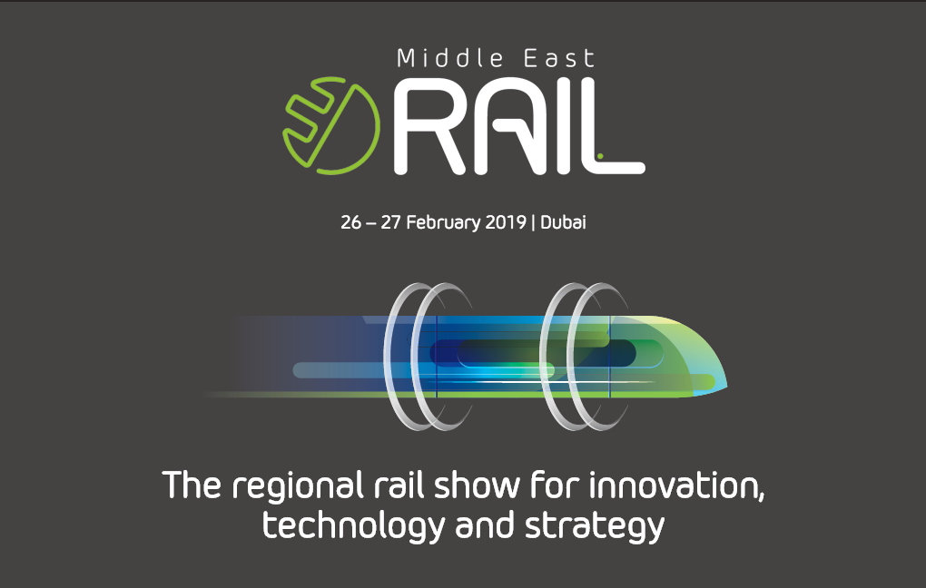 SMaRT invited talk @ Middle East Rail 2019 (Dubai - UAE)
