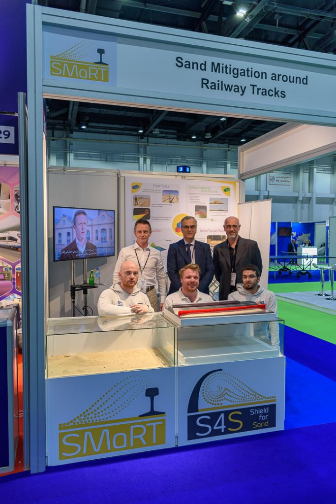SMaRT at Middle East Rail 2019