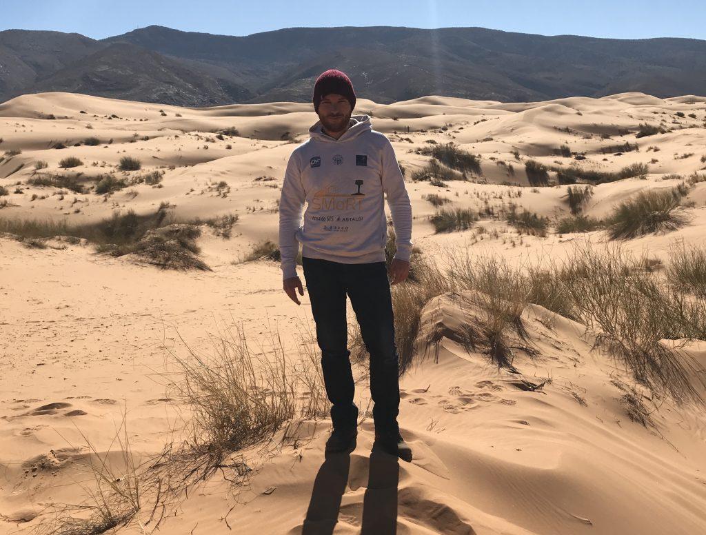 Roberto Nuca (ESR2), completed his PhD